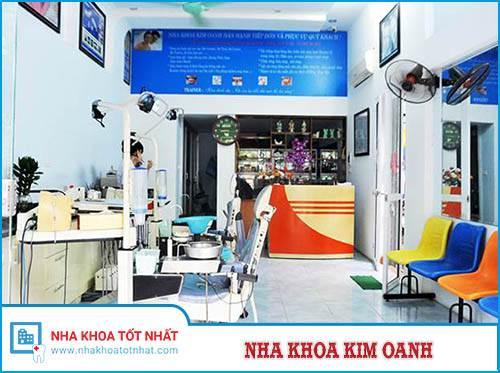 Nha khoa Kim Oanh - 283 - phố Đội Cấn P. Liễu Giai- Ba Đình