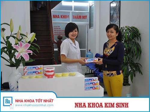 Nha Khoa Kim Sinh - 56 Cửa Bắc, Ba Đình, Hà Nội