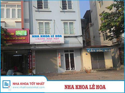 Nha khoa Lê Hoa - 139 ngõ 46 Nguyễn Trãi, P. Thanh Xuân Nam, Q.Thanh Xuân