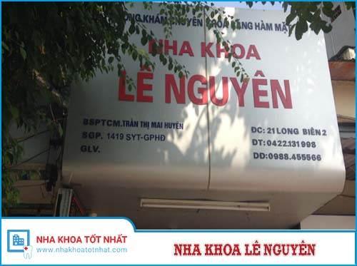 Nha Khoa Lê Nguyên - 21 Long Biên 2, Quận Long Biên