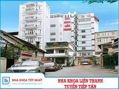 Nha Khoa Liên Thanh Tuyển Tiếp Tân