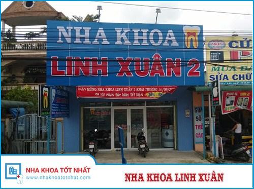 Nha Khoa Linh Xuân - 51 Quốc Lộ 1K, KP 2, P. Linh Xuân, Q. Thủ Đức