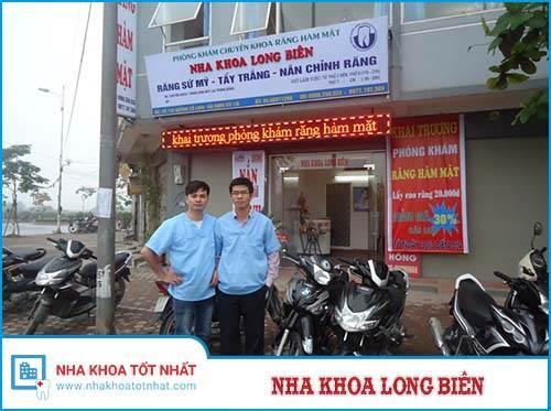 Nha khoa Long Biên - 135 Cổ Linh, Long Biên,Hà Nội