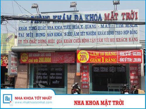 Nha Khoa Mặt Trời Số 89 - 91 Nguyễn Duy Trinh, P. Bình Trưng Tây, Quận 2