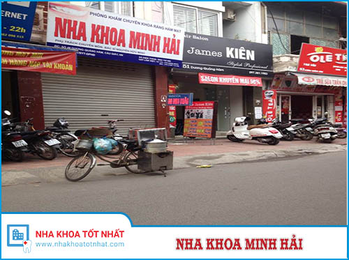 Nha Khoa Minh Hải - 49 Dương Quảng Hàm, Quan Hoa, Cầu Giấy