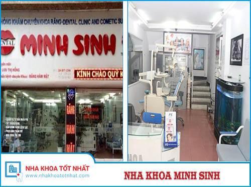 Nha Khoa Minh Sinh - 316 Nghi Tàm, Tây Hồ, Hà Nội