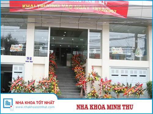 Nha khoa Minh Thu - 92 Hoàng Ngân, Trung Hòa, Cầu Giấy