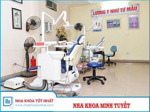 Nha khoa Minh Tuyết - A43 Tô Ký, P. Đông Hưng Thuận , Quận 12
