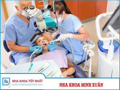 Nha khoa Minh Xuân - A30 Tô Ký, P. Đông Hưng Thuận, Quận 12