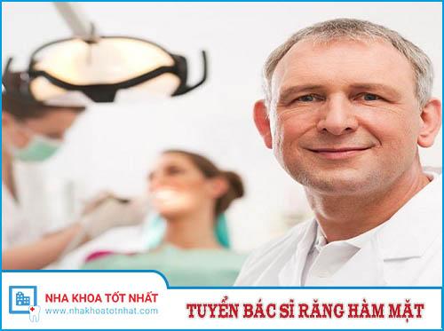 Tập Đoàn Nha Khoa Mỹ - Chi Nhánh TPHCM Tuyển Bác Sĩ Răng Hàm Mặt