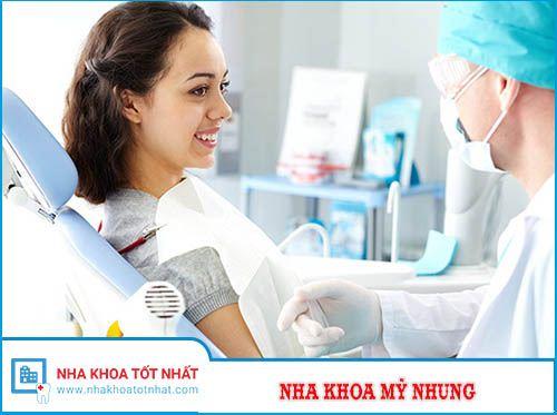 Nha Khoa Mỹ Nhung - 488 Nguyễn Đình Chiểu, Phường 4, Quận 3