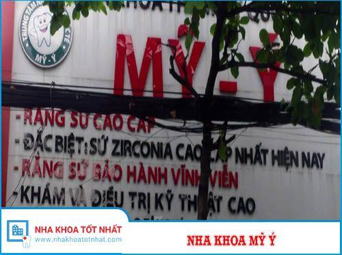 Nha khoa Mỹ - Ý Số148 Gò Dầu, Phường Tân Quý, Tân Phú