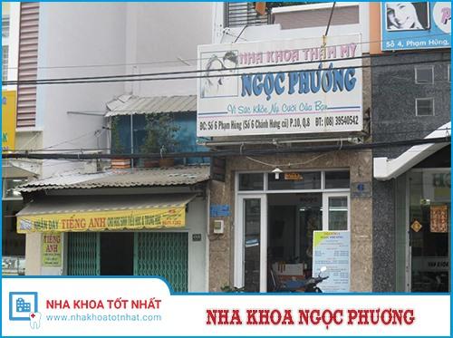 Nha khoa Ngọc Phương - 6 Phạm Hùng, Phường 10, Quận 8