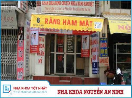 Nha khoa Nguyễn An Ninh - 8 Nguyễn An Ninh, Tương Mai, Hoàng Mai