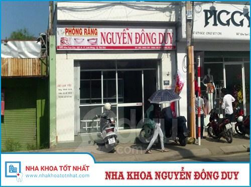 Nha khoa Nguyễn Đông Duy - 585 Kha Vạn Cân, P. Linh Đông, Thủ Đức