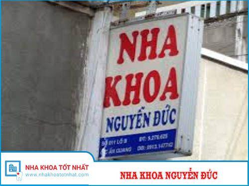 Nha khoa Nguyễn Đức - 11 Lô B CC Ấn Quang, Bà Hạt, Phường 9 , Quận 10