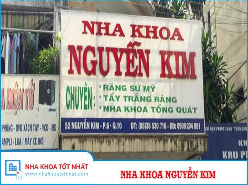 Nha khoa Nguyễn Kim - 52 Nguyễn Kim, Phường 6 , Quận 10