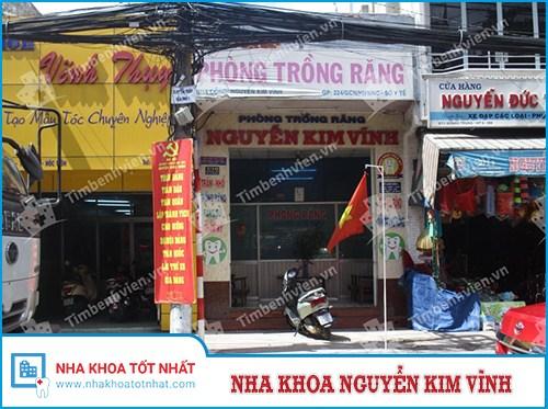Nha khoa Nguyễn Kim Vĩnh  - 1/10 Quang Trung, TT. Hóc Môn, H. Hóc Môn