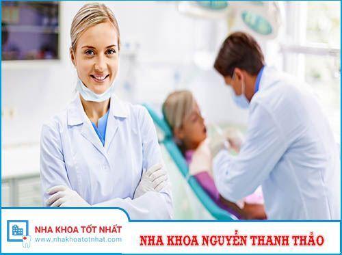 Nha khoa Nguyễn Thanh Thảo - 281/52/12 Lê Văn Sỹ, P. 1 , Tân Bình