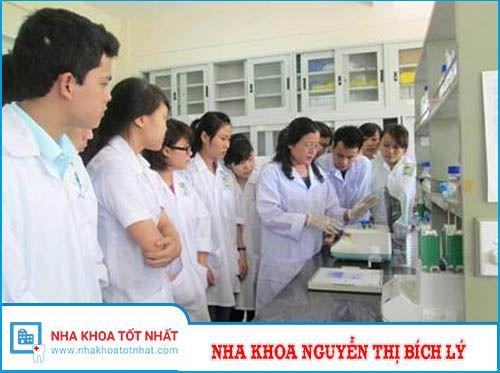 Nha khoa Nguyễn Thị Bích Lý - 51/46B Cao Thắng, Phường 3 , Quận 3