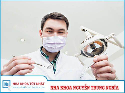 Nha khoa Nguyễn Trung Nghĩa - 21A Xóm Đất, Phường 8 , Quận 11