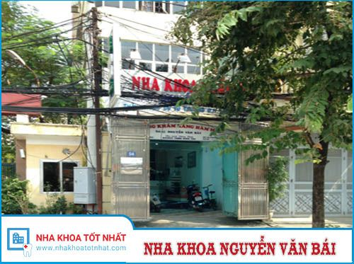 Nha khoa Nguyễn Văn Bài - 56 Trúc Khê, Láng Hạ, Đống Đa