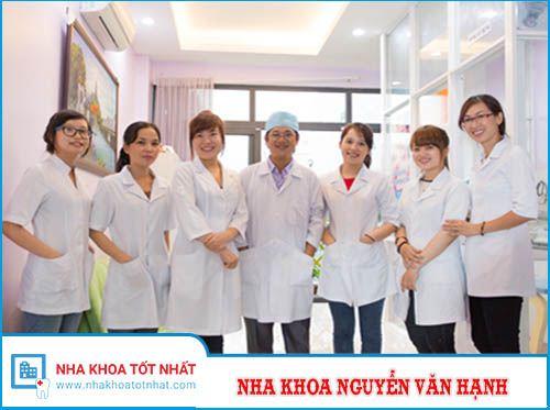 Nha Khoa Nguyễn Văn Hạnh - 553 Trần Hưng Đạo, P. Cầu Kho , Quận 1