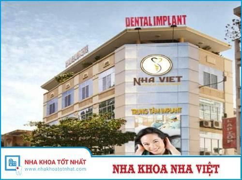 Nha khoa Nha Việt - 25 Lê Thị Riêng, Quận 1 TP.Hồ Chí Minh