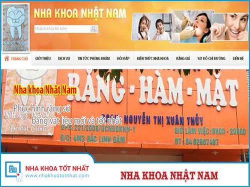 Nha Khoa Nhật Nam - 4M3 TT6 Bắc Linh Đàm, Quận Hoàng Mai