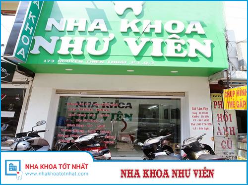 Nha khoa Như Viên - 173 Nguyễn Thiện Thuật, Phường 1, Quận 3