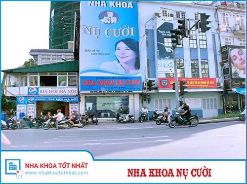Nha Khoa Nụ Cười  - Số 1 Nghi Tàm, Tây Hồ, Hà Nội