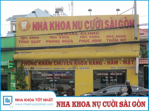 Nha Khoa Nụ Cười Sài Gòn - 96 Trần Não, Bình An, Quận 2, Hồ Chí Minh