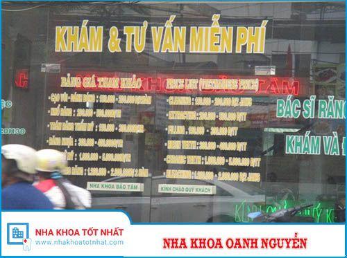 Nha Khoa Oanh Nguyễn - 25/9/3 Lê Sát, Phường Tân Quý, Tân Phú