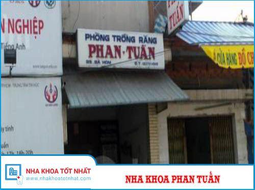 Nha khoa Phan Tuấn - 39 Bà Hom, Phường 13 , Quận 6