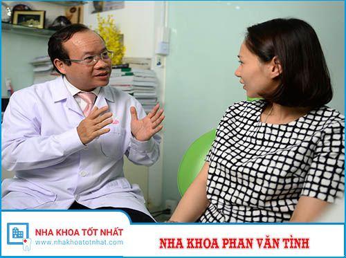 Nha Khoa Phan Văn Tình - 1441 Ba Tháng Hai, Phường 16 , Quận 11