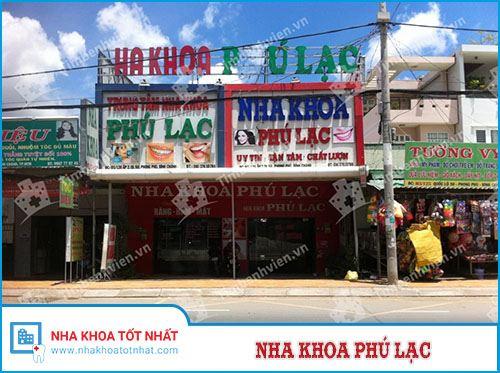 Nha khoa Phú Lạc - B5/126 Quốc Lộ 50, Xã Phong Phú, H. Bình Chánh