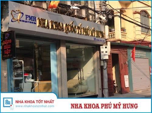 Nha khoa Phú Mỹ Hưng - 38 Hoàng Như Tiếp, Quận Long Biên