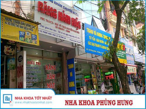 Nha Khoa 122 Phùng Hưng - 122 Phùng Hưng, P. Phúc La, Q. Hà Đông