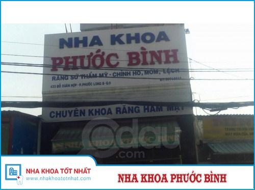 Nha Khoa Phước Bình - 433 Đỗ Xuân Hợp, Phường Phước Long B, Quận 9