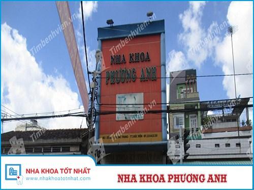 Nha khoa Phương Anh - 57/8A Quang Trung, Thị trấn Hóc Môn, H. Hóc Môn