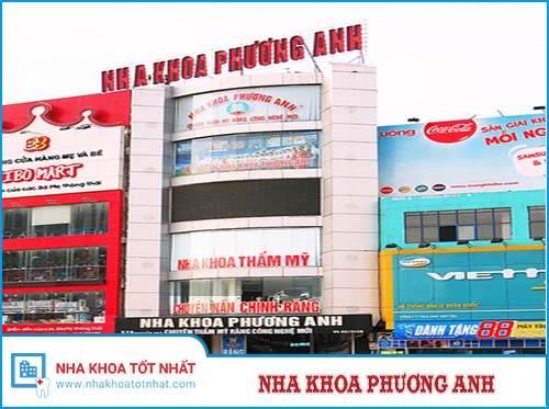 Nha Khoa Phương Anh - 520 Nguyễn Trãi, Thanh Xuân Trung, Thanh Xuân