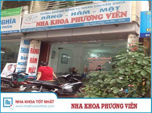 Nha khoa Phương Viên - 313 Hoàng Mai, Hoàng Văn Thụ, Hoàng Mai