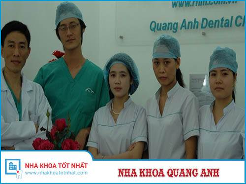 Nha khoa Quang Anh - 10 ngõ 26, Phố Đỗ Quang, Q.Cầu giấy
