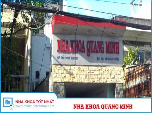 Nha Khoa Quang Minh - 918 Hậu Giang, Phường 12 , Quận 6