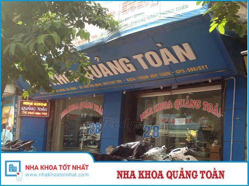 Nha khoa Quảng Toàn - 20 Phùng Hưng, Phúc La, Hà Đông