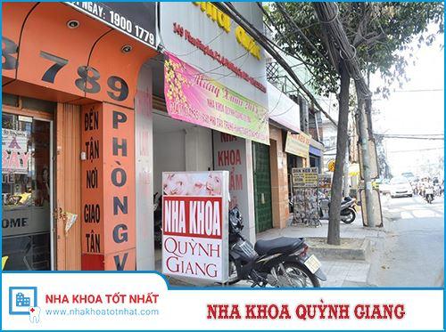 Nha khoa Quỳnh Giang - 149 Phan Đăng Lưu, Phường 2, Phú Nhuận