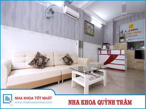 Nha khoa Quỳnh Trâm - 228 Ni Sư Huỳnh Liên, P. 10, Q. Tân Bình