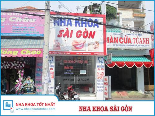 Nha Khoa Sài Gòn - 512 Lê Văn Thọ, Phường 16 , Gò Vấp