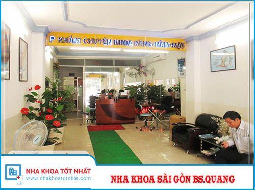Nha Khoa Sài Gòn Bs.Quang - 280B Lê Trọng Tấn, P.Tây Thạnh, Tân Phú