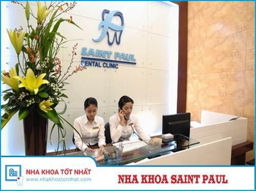 Nha Khoa Saint Paul - 50 Nguyễn Thị Minh Khai, Đa Kao, Quận 1, Hồ Chí Minh